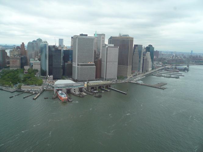 NY Helikopterflug 1