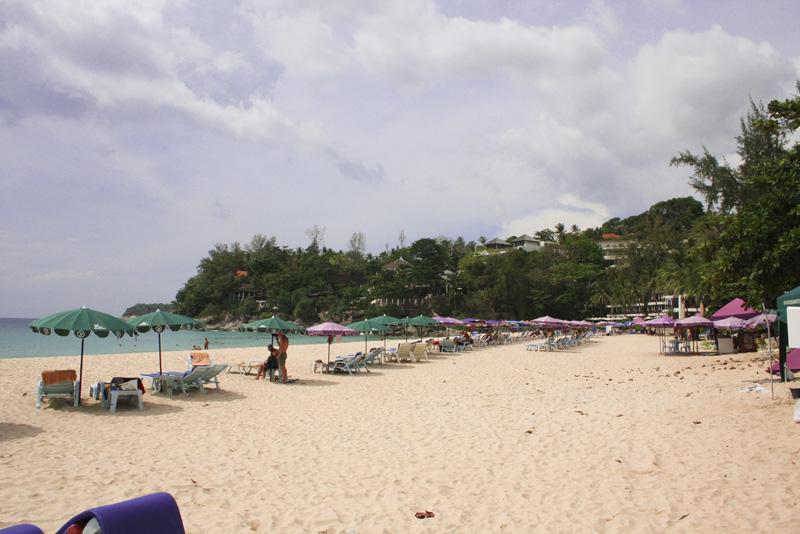Kata Thani Strand
