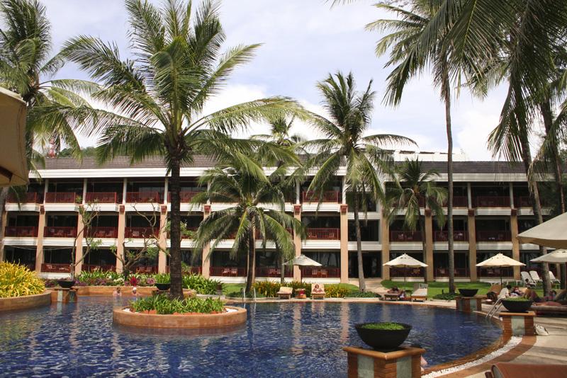 Kata Thani Pool 2
